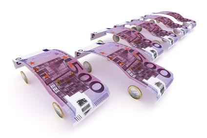 500 Euro Fahrzeugauswahl