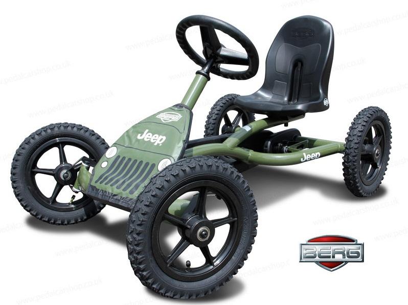 los karts a pedales de ferrari jeep o ford ya estan aqu todo coches. Black Bedroom Furniture Sets. Home Design Ideas
