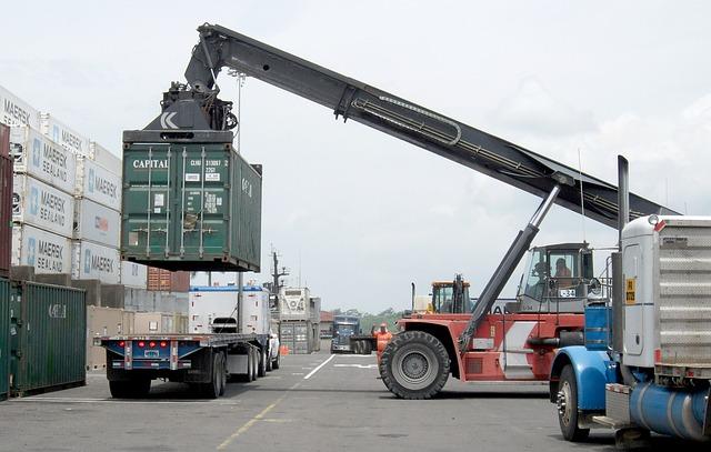 carga camion
