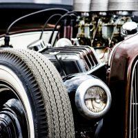 Motor de coches